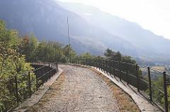 Alte Fleimstalbahn