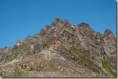 Die Saarbrücknerhütte