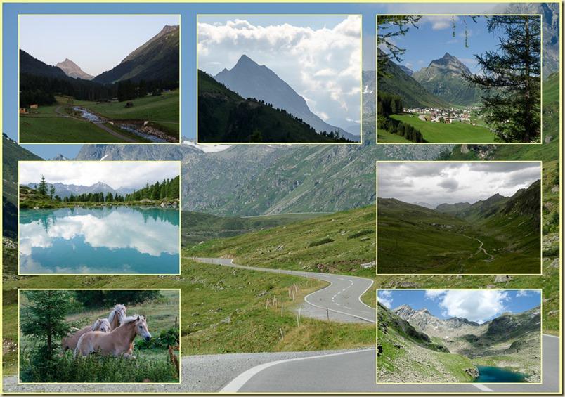 8 Tage, 8 Landschaften