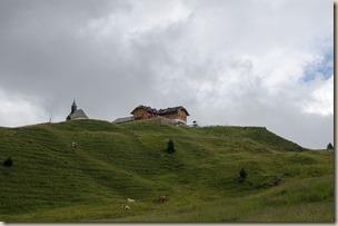 Die Zallinger Hütte