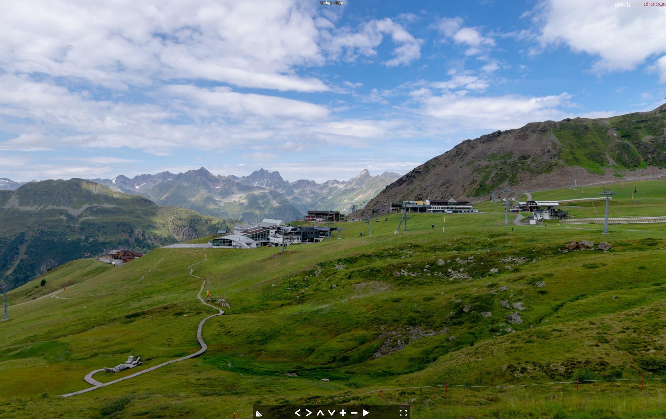 Idalpe (2320m), Ischgl