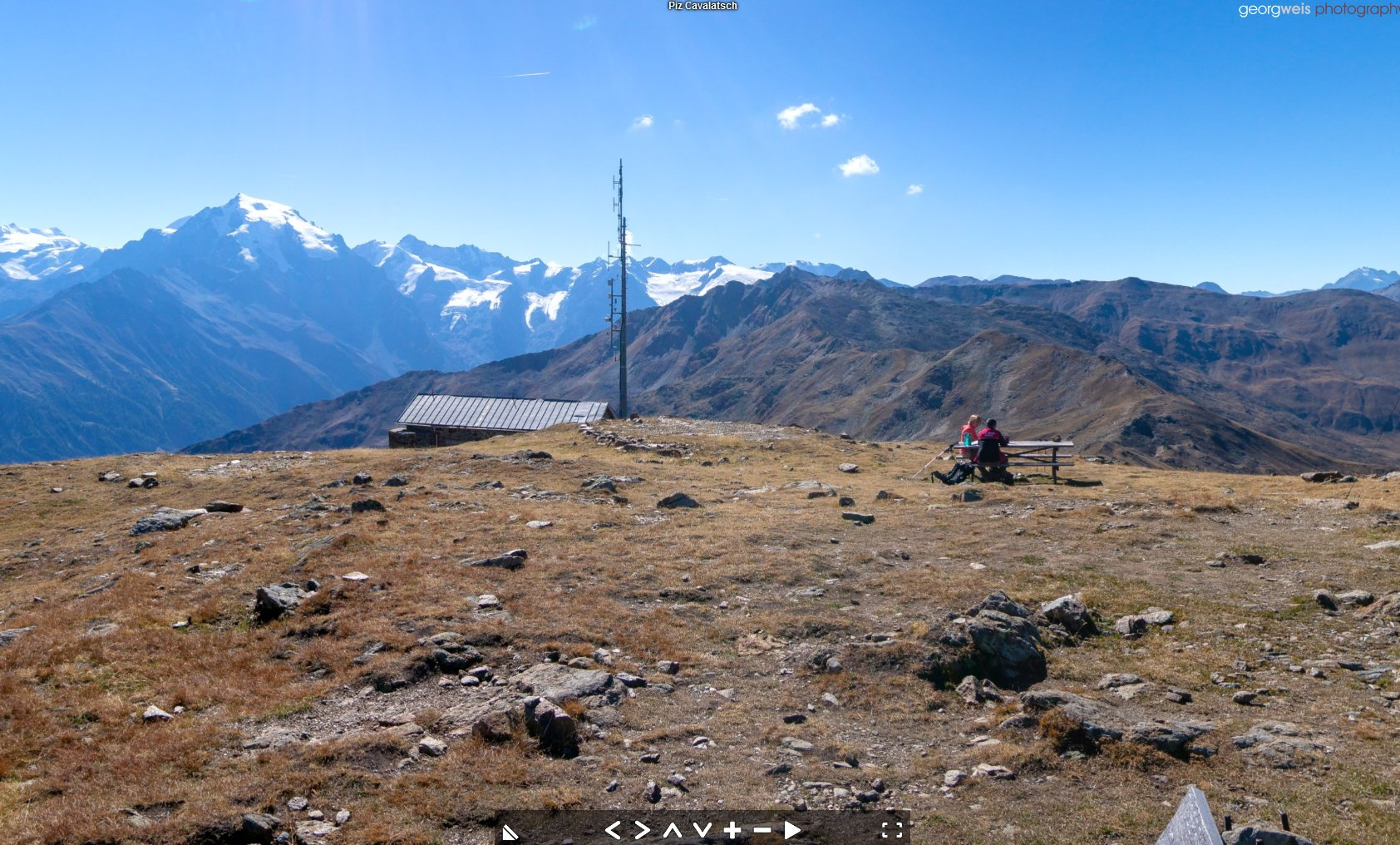 Piz Chavalatsch (2764m), Stilfs