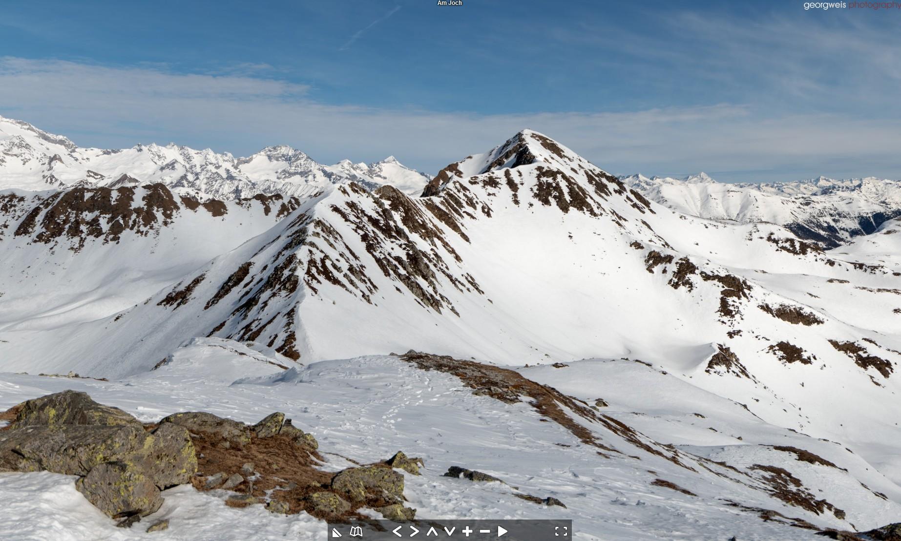 Terner Jöchl (2405m), Terenten