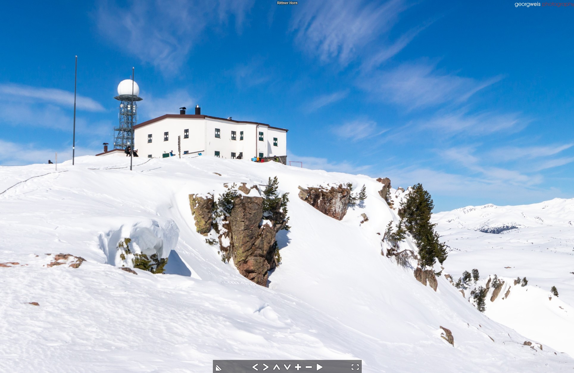 Rittner Horn (2261m), Ritten